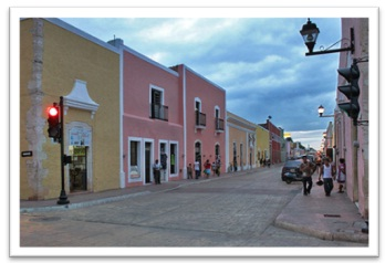 Downtown Valladolid (Photo: Top Mexico Real Estate)