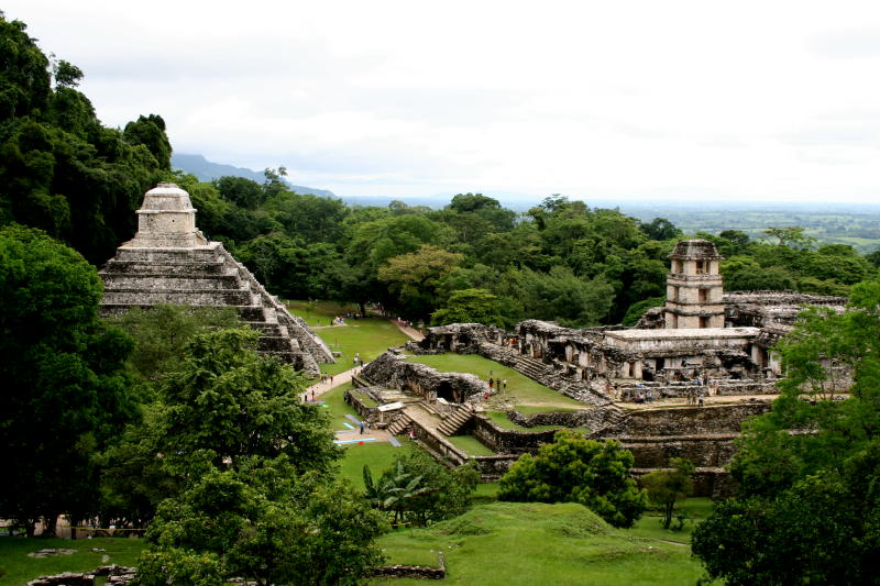 Palenque (Photo: Google)