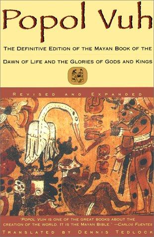 """The Maya bible """"Popol-Vuh"""""""