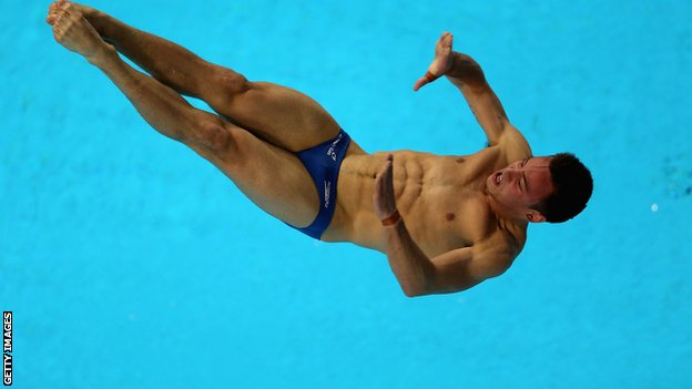 Tom Daley  (Photo: Getty Images)
