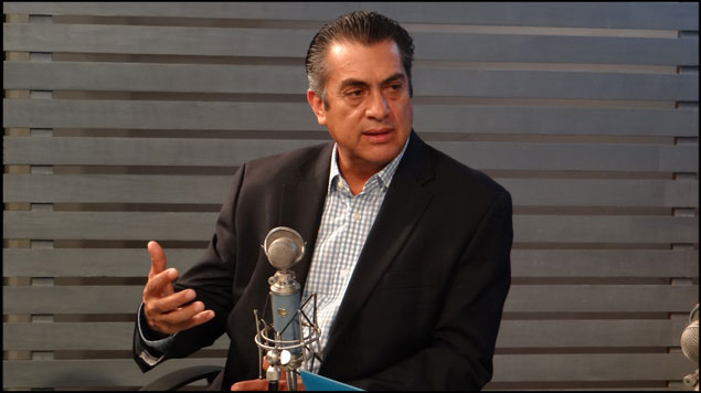 "El Bronco says his nickname, and his blunt style just ""show people that I'm the same as them, that I'm nobody different, that I'm just another guy who wants things to change, and things to be better"" (Photo: Google)"