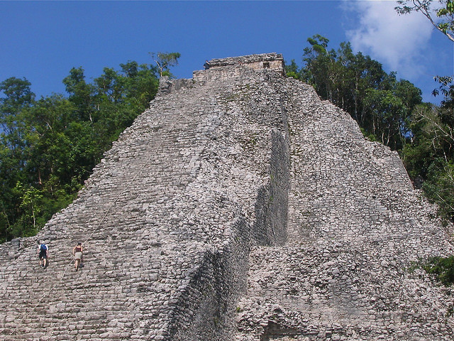 Coba (Photo: Flickr / Vanessa Sanz)