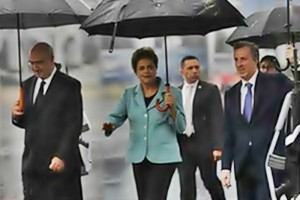 This is the first visit of Rousseff to Mexico in her two terms. (Photo: Ramón Romero / El Universal )