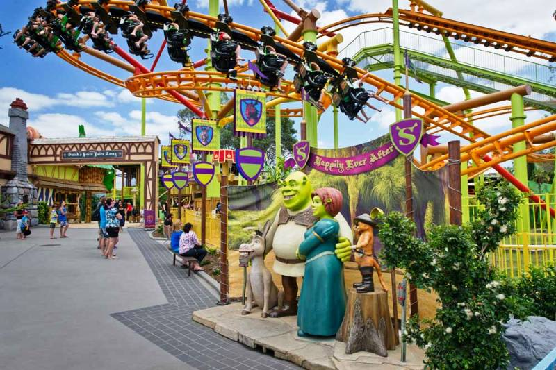 Dream Works Amusement Park To Be Built In Riviera Maya