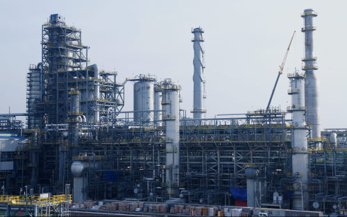 Hyundai Oilbank's heavy oil upgrading facilities in South Chungcheong (Photo: www.koreaherald.com)