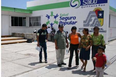 By 2013, more than 55 million people had joined the Seguro Popular (Photo: Google)