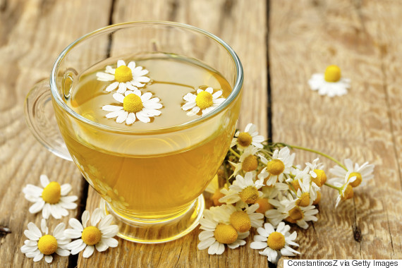 Chamomile Tea (Getty Images)