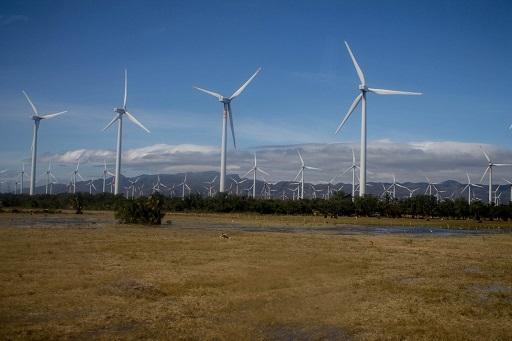Eólico-Istmo San Dionisio, Oaxaca (Google)