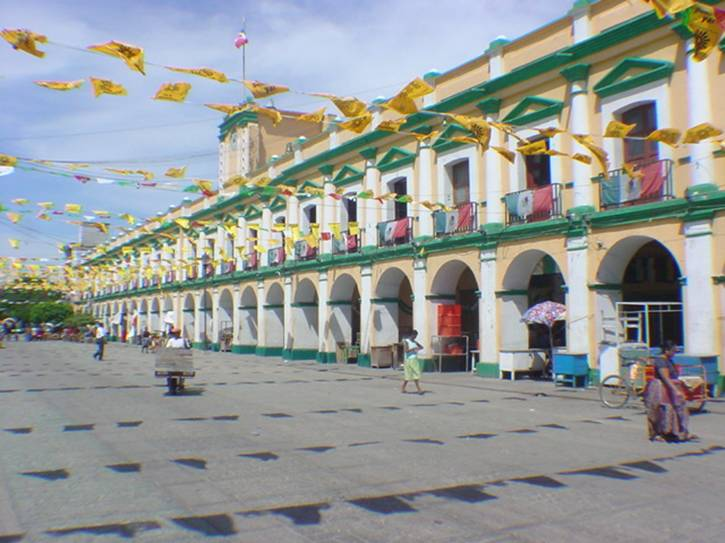 Juchitan, Oaxaca (Photo: aquioaxaca.com)