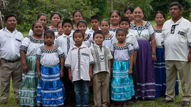 Mayan Community in Belize (Photo: http://www.ambergristoday.com/)