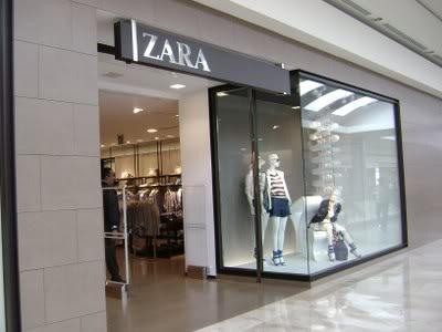 Zara Gran Plaza, Mérida, Yuc. (Photo: Google)