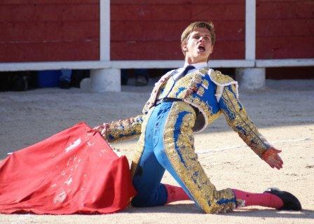 """Spanish Matador """"El Juli"""" (Google)"""