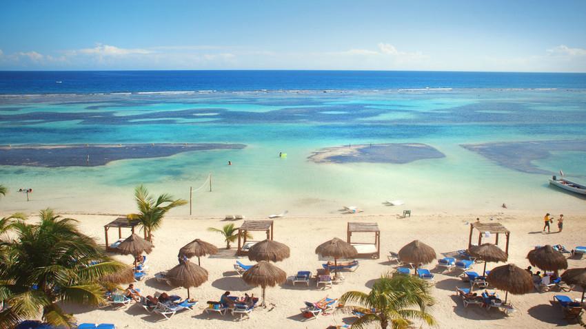 Mahahual, Quintana Roo, Mexico (Image: Google)