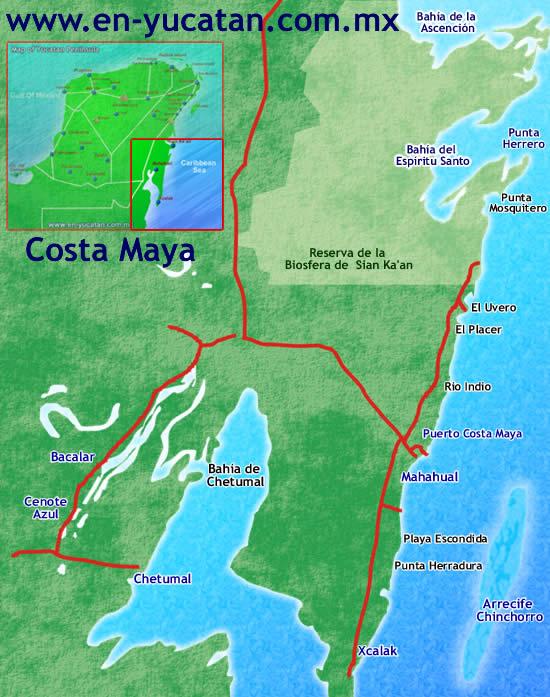 Mahahual Mexico  city photo : Mahahual, Quintana Roo: the Perfect Summer Vacation Destination The ...