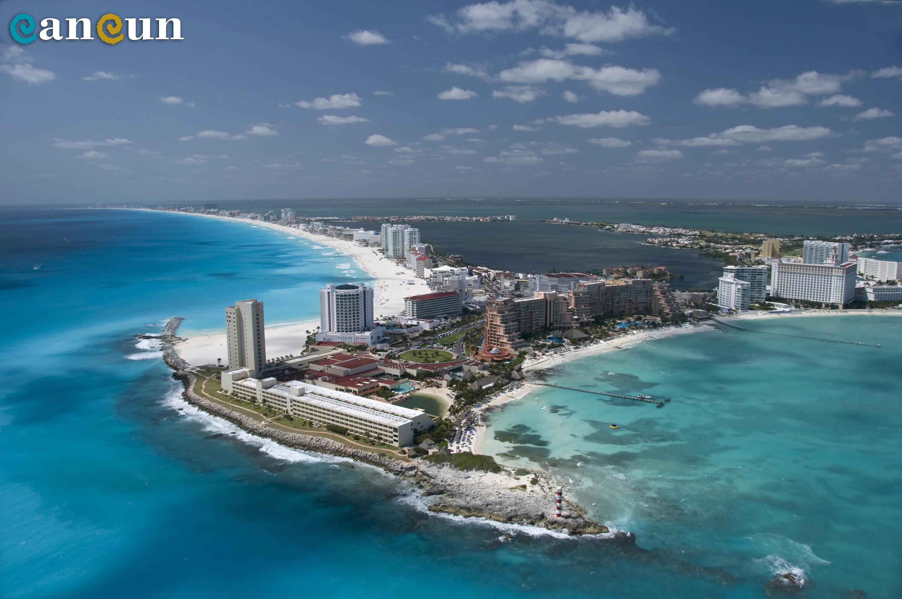 yucatan peninsula, safest region in mexico (canadian and us