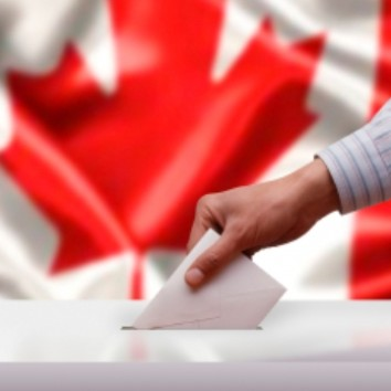 Estimated 1 million Canadian Expats excluded from voting (Photo: theontarioherald.com)