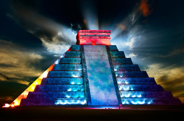 Chichen Itza Light_Sound Show (Image: Google)