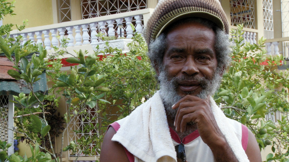Leonard Percival Howell, known as the First Rasta (Photo: kino.de)