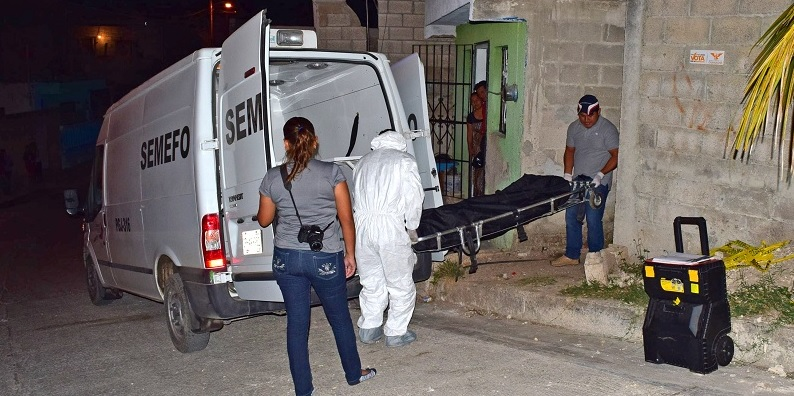 Man hangs himslef in Punta Xen (Photo: Tribuna Campeche)
