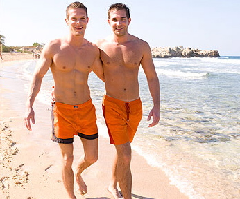 Mexico is a huge tourist destination for gay and straight travellers alike (Photo: gaystarnews.com)