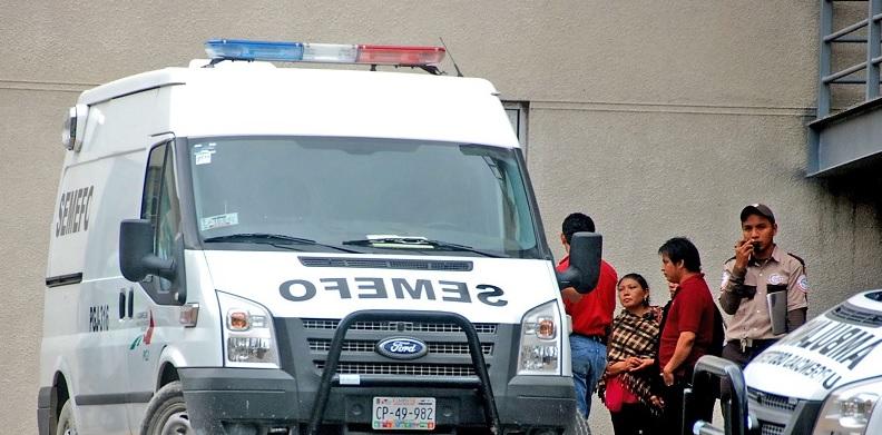 Semefo Campeche (Image: Tribuna Campeche)