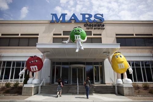 Mars Chocolate USA Headquarters, Hackettstown, New Jersey, USA