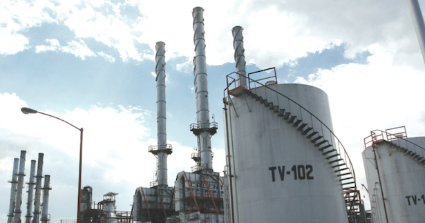 The crude that Mexico will buy from the United States will primarily be delivered to Salamanca, Tula and Salina Cruz refineries. (Photo: CUARTOSCURO/MANUEL SALGADO)