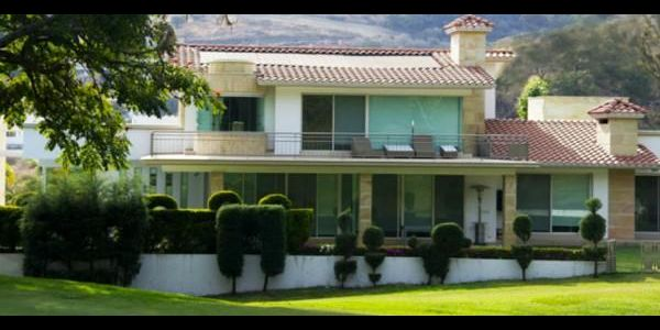 President Peña Nieto's house in Ixtapan de la Sal (Photo: Google)