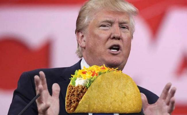 Eat24: Free Taco Every Time Trump Says 'Mexico' (Photo: eat24hours.com)