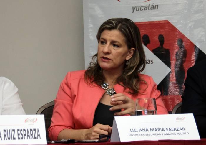Ana Maria Salazar Slack (Photo: SIPSE)