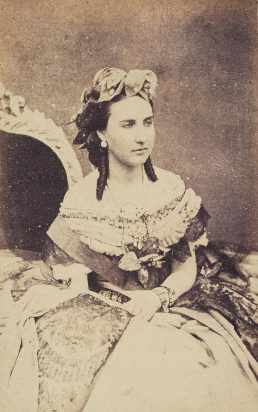 Empress Carlota (Photographer unknown)