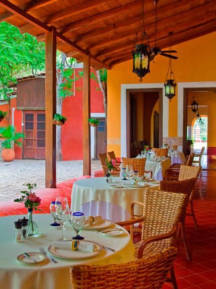 Hacienda Santa Rosa Restaurant (Photo: Telegraph UK)