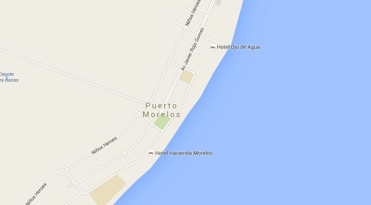 Puerto Morelos, new municipality in Quintana Roo