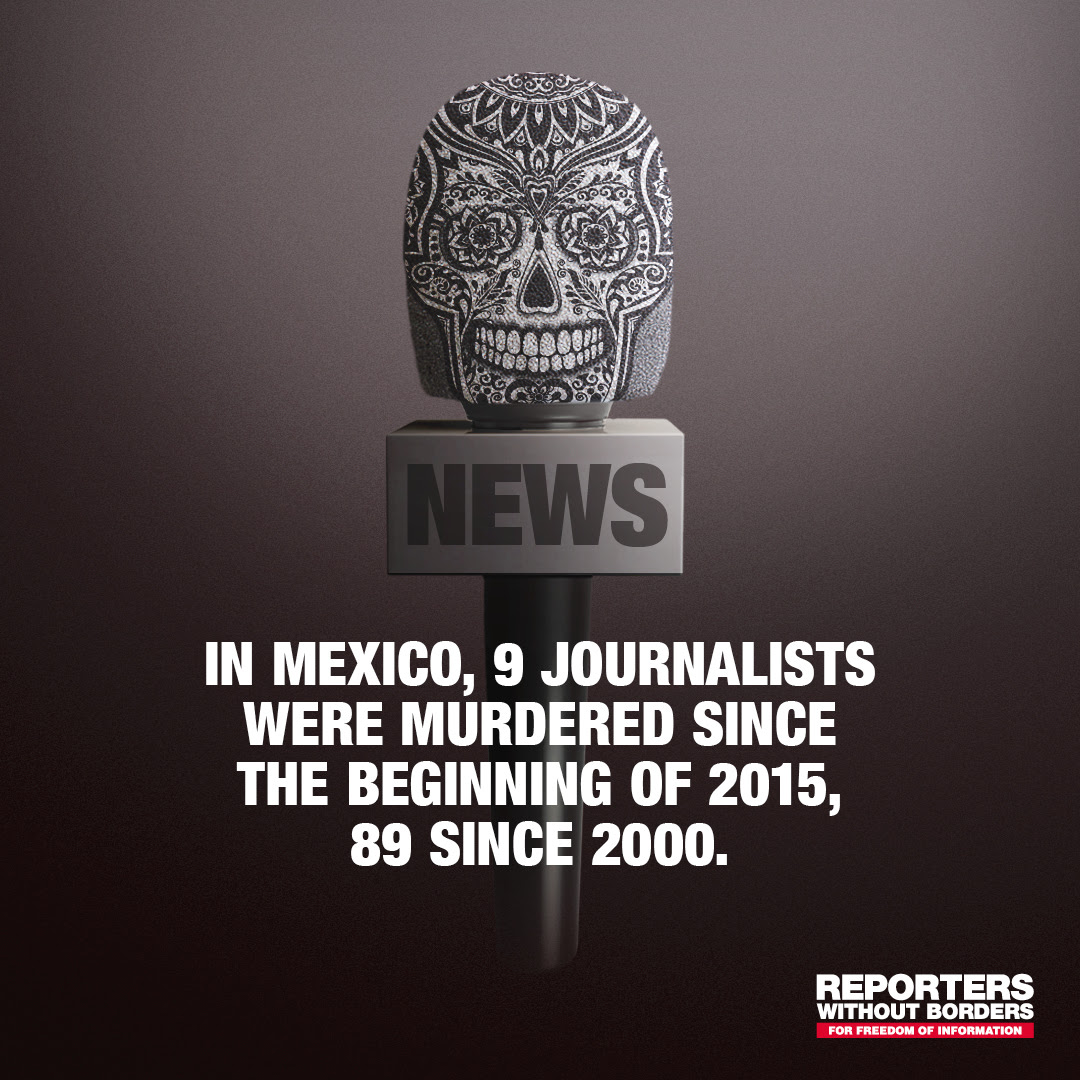 Journalism A Dangerous Trade In Mexico And Around The World The