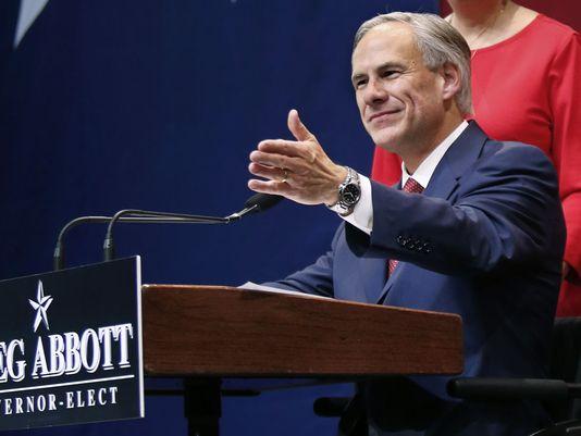 Texas Governor Greg Abbott (Photo: www.wfaa.com)