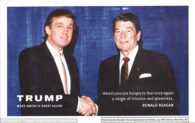 Trumpism does not mirror Reagan-style populism