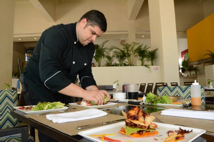Source: Westin Cancun Westin Cancun has been nominated for a prestigious food award.
