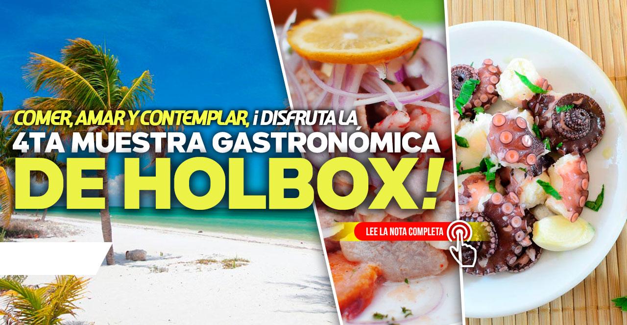 HOLBOX-gastronomia