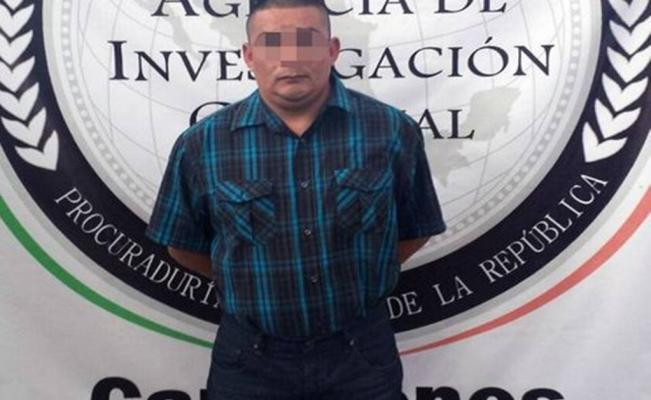 Arturo Díaz Díaz, El Chapo's  financial operator arrested (Photo: PGR)