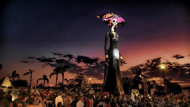 Festival de las Calaveras in Aguascalientes (Google)