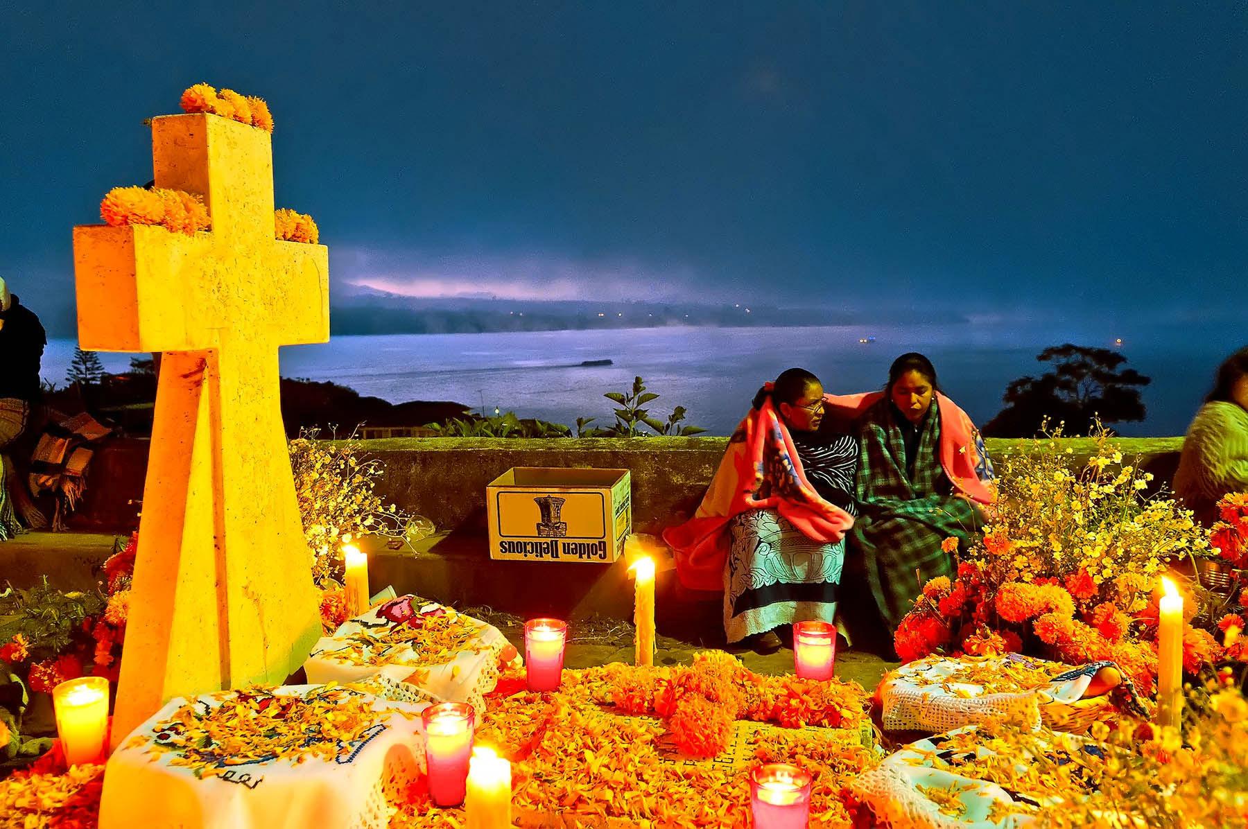 Janitzio, Michoacán (Google)