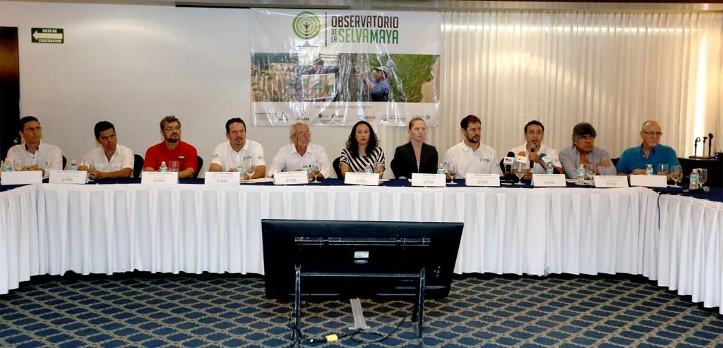 maya jungle conference