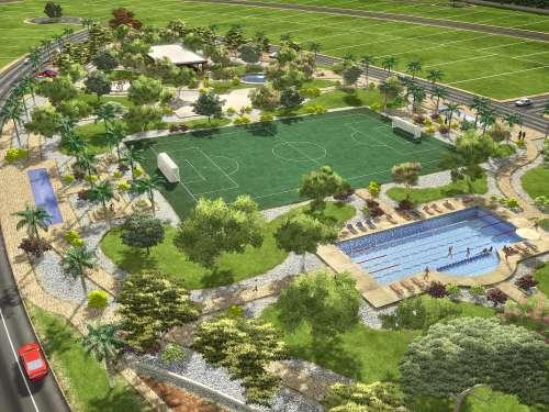 La Rejoyada, real estate development in Sierra Papacal (Google)
