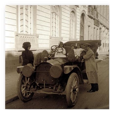 1920s auto