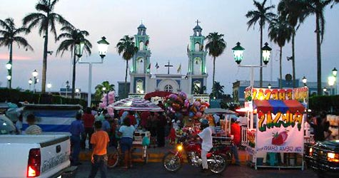 Comalcalco, Tabasco (Photo: Google)