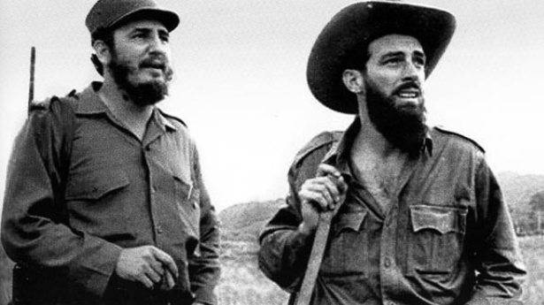 Fidel Castro and Camilo Cienfuegos (Photo: Vanguardia)