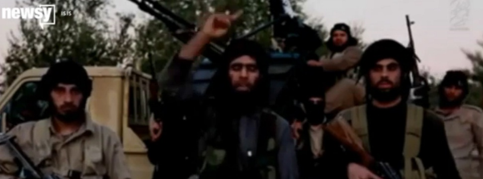 Alleged ISIS video threatens Washington, DC, with Paris-like attacks. (Photo: wusa9.com)