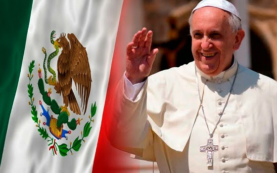Photo: infovaticana.com Pope Francis will visit Mexico in early 2016.