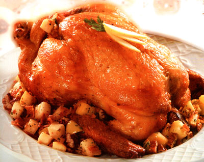Mexican style turkey (Google)