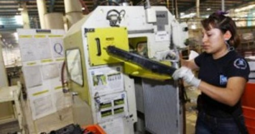 Photo: unionyucatan.com Air Temp plant in Merida manufactures auto air conditioning equipment.